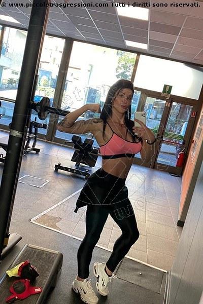 Foto selfie 11 di Victoria Carvalho Pornostar transescort Lione
