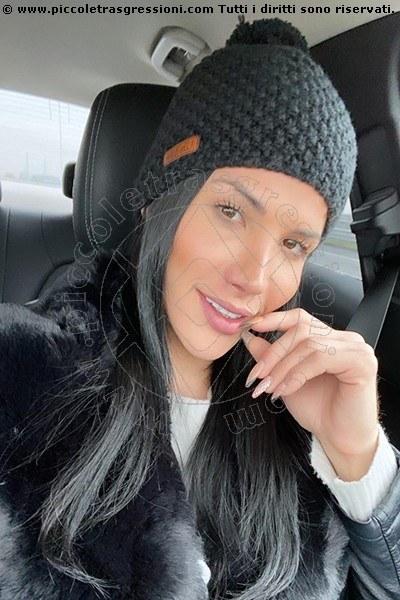 Foto selfie 9 di Victoria Carvalho Pornostar transescort Lione