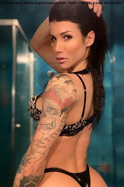 Foto selfie 3 di Victoria Carvalho Pornostar transescort Lione