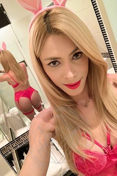 Foto selfie di Ashley roberta transescort Bergamo