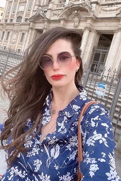 Foto selfie 18 di Angelica Castro transescort Roma